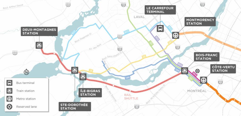 Deux-Montagnes/Laval area 10