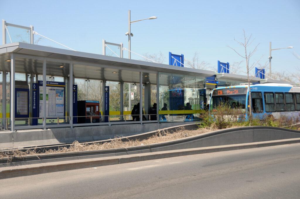 Integrated Pie-IX BRT Project